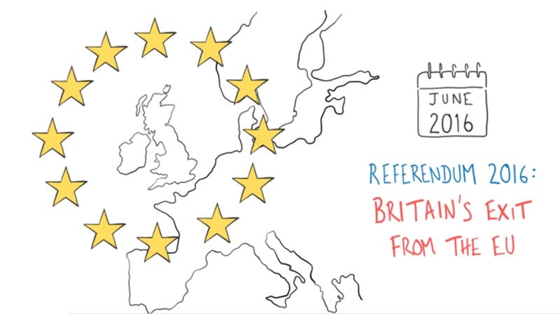 Referendum 2016 - Britain's Exit From The EU